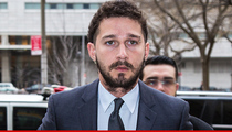 Shia LaBeouf -- Hospitalized with Massive Head Injury ... Stunt Gone Wrong