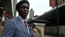 NBA Draft's Stanley Johnson -- My 1st Big Purchase Will Be ...