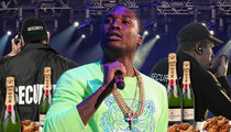 Meek Mill -- When I'm On Tour, I'm Meat Mill