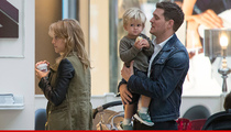 Michael Buble -- Toddler Son Hospitalized After Scalding
