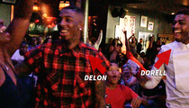 NBA's Delon Wright -- EPIC DRAFT VIDEO ... Emotional Reaction During Announcement