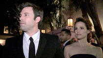 Ben Affleck, Jennifer Garner -- No Prenup, No Money Problems
