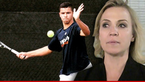 ESPN's Michelle Beadle -- College Tennis Player Called Me a 'Slut' ... School Apologizes