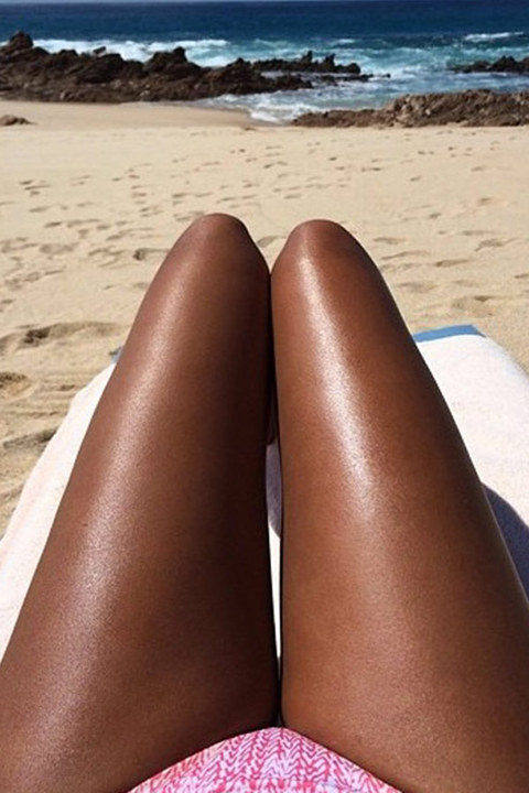 Guess the celebrity hot dog legs!