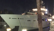 LeBron & D-Wade -- Teamin' Up ... To Party On $29 Million Yacht