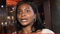 'Basketball Wives' Star Royce Reed -- Don't Pin Tampon Mess On Me