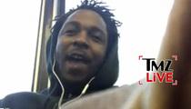 Kendrick Lamar -- Geraldo's Twisting My Message ... I'm Preaching Hope, Not Violence (VIDEO)