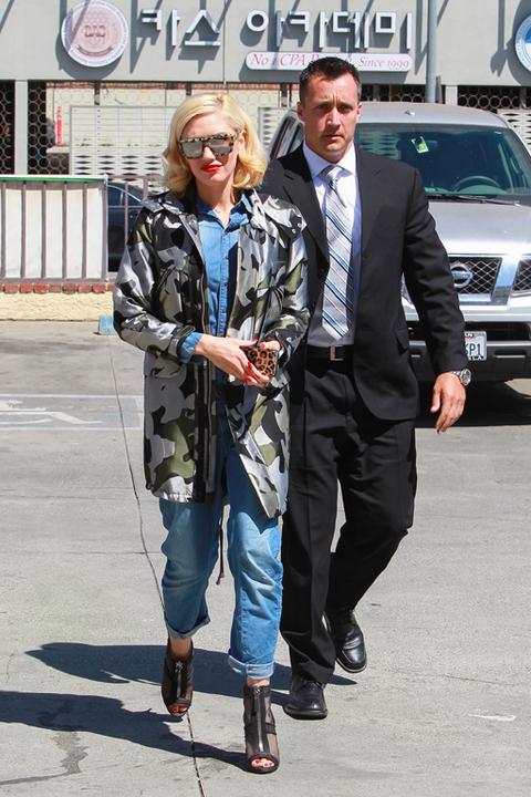 Gwen Stefani!