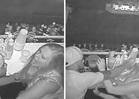 Florida State QB -- Brutal Fight Video ... QB Punches Woman After She Hit First