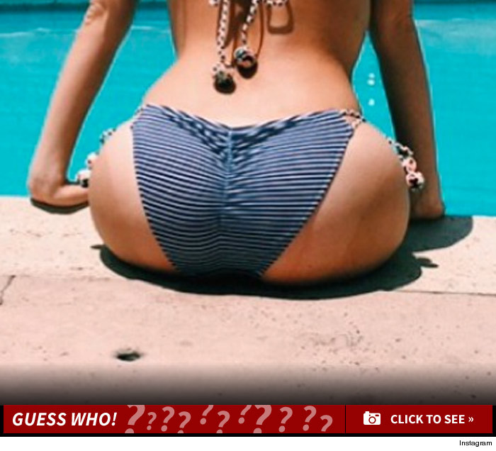 Guess The Bikini Butt See Whose Sexy Shelf