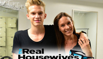 Cody Simpson -- My Mom's Gonna Be On 'Real Housewives of Beverly Hills' ... If I Play Ball