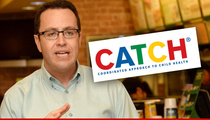 Jared Fogle -- DUMPED by Children's Health Charity