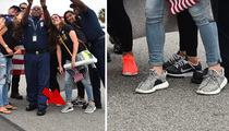 Women's World Cup  -- To the Winners, Go the Yeezys!!!
