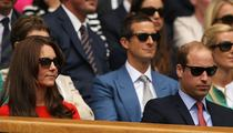 Prince William & Kate -- Best Seats at Wimbledon ... With Bear Grylls?