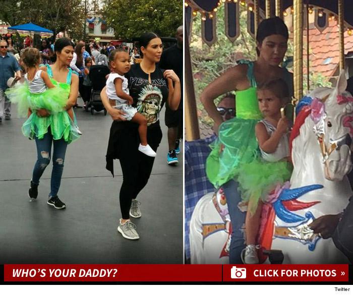 Kourtney Kardashian Solo Parenting For Penelope's Birthday