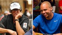 Brad Garrett -- Outlasts Gambling Superstars ... At World Series of Poker