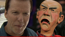 Jeff Dunham -- This Guy's a Real Dummy … He Jacked Walter's Face