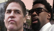 Mark Cuban -- DeAndre Lied to Me ... Said He Was 'On a Date'