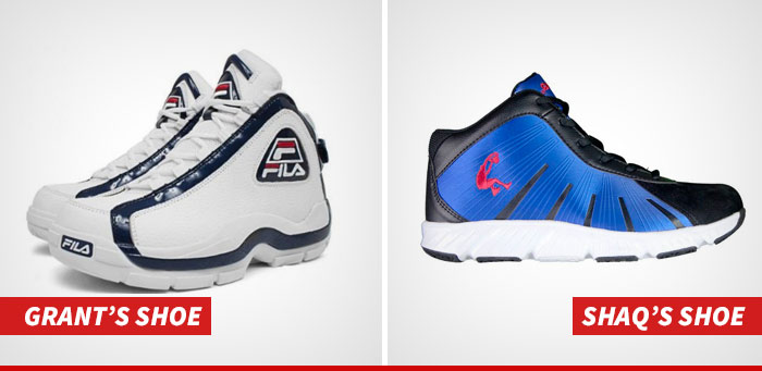 fba654b1327 Grant Hill -- Sorry Shaq ... Your Shoe Was The Ugliest EVER