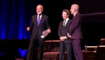 David Letterman -- Un-Retires to Roast Donald Trump (VIDEO)