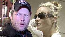 Blake Shelton, Miranda Lambert -- Officially Single ... Judge Signed Off on Divorce