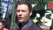 Blake Shelton -- He Believed Miranda Was Unfaithful and Filed for Divorce
