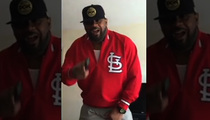 Ghostface Killah to Action Bronson -- I'll Burn Your Beard ... If My Shooters Don't Get You First (VIDEO)