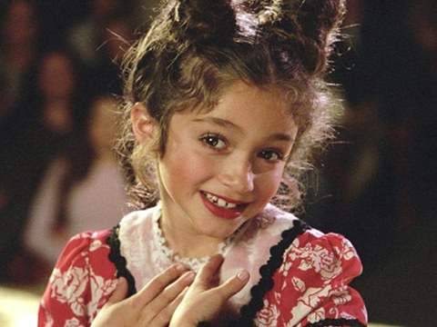 "Raquel Castro caught her big break when she starred as Gertie Trinke, daughter to Ben Affleck and Jennifer Lopez's characters in 2004's comedy-drama, ""Jersey Girl."""