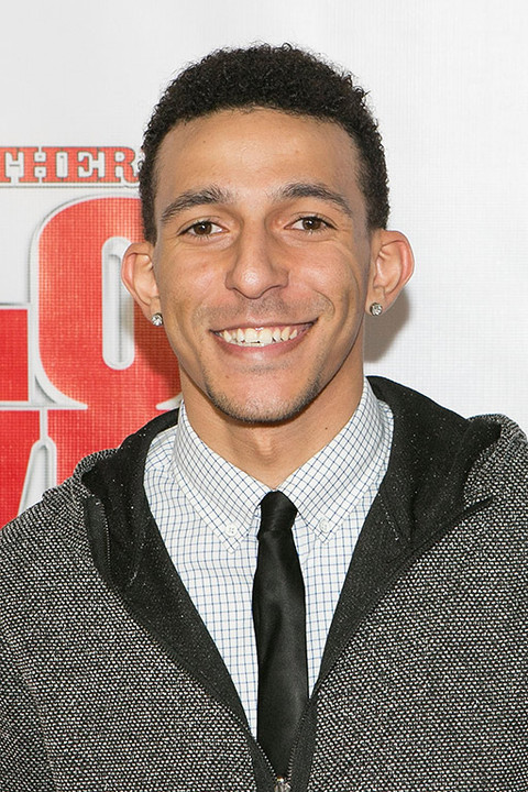 """Khleo Thomas has recently had small roles in shows such as """"Sons & Anarchy"""" & """"Bones."""""""