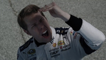 Brad Keselowski -- 'Sharknado 3' Going to His Head ... Oh Hell No!! (VIDEO)