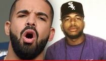Drake 'Ghostwriter' Quentin Miller -- Drizzy Got Me Here ... But I Don't Write His Raps
