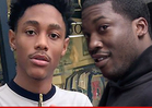 Lil George -- Meek Mill's a Hypocrite ... He Jacked My 'Sauce'