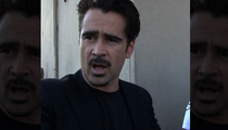 Colin Farrell -- Conor McGregor Could Be King (VIDEO)