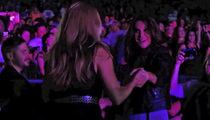 Caitlyn Jenner -- Dancin' in the Dark with Candis Cayne at Boy George Concert (VIDEO)
