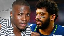 Boxing Star to Russell Wilson -- Your Boxing's Bad ... But I Can Help You