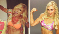 20 Sexy Shots of Charlotte Flair & Her Abs To Wrestle Your #WCW Love!