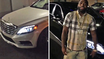 Adrien Broner -- Flosses New Benz and Maybach