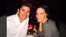 Hilary Swank's Reality Check ... Nuzzling with 'Bachelorette' Contestant (PHOTO)