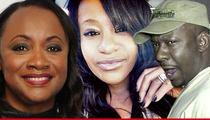 Bobbi Kristina Funeral -- Invitation Infuriates Brown Family Member