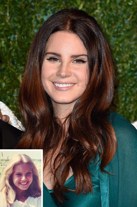 It's Lana Del Rey!