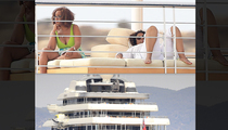 Oprah -- Billionaire Boat Showdown (PHOTOS)