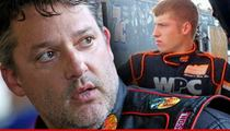 Tony Stewart Sued -- Kevin Ward's Parents ... Tony Recklessly Killed Our Son