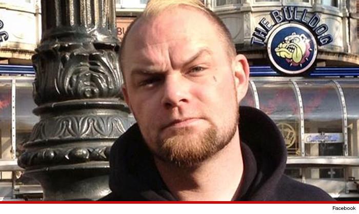 Five Finger Death Punch Singer -- Sister Filed Restraining ...