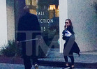 Khloe Kardashian -- Ambushed by Lamar at SoulCycle (PHOTO)