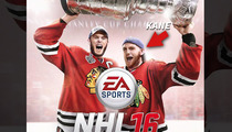 NHL's Patrick Kane -- Gets Cut from EA Sports