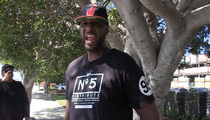 Lamar Odom -- Khloe Knows I Didn't Attack Her!! But She's Hanging Me Out to Dry (VIDEO)