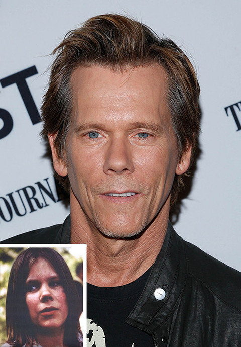 It's Kevin Bacon!