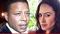Terrence Howard -- Cries On Stand