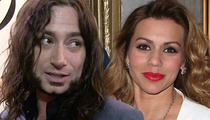 Constantine Maroulis Arrested for Emailing Baby Mama