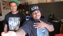 'Straight Outta Compton' -- Check Out the Garage that Launched N.W.A